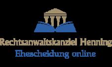 Anwaltskanzlei Henning - Ehescheidung online, 99089 Erfurt
